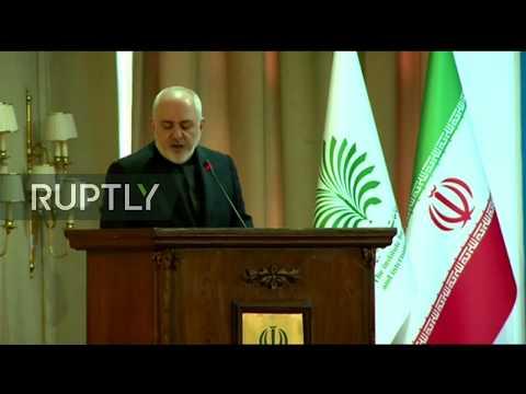 LIVE: Iranian FM Zarif speaks to press following Soleimani killing