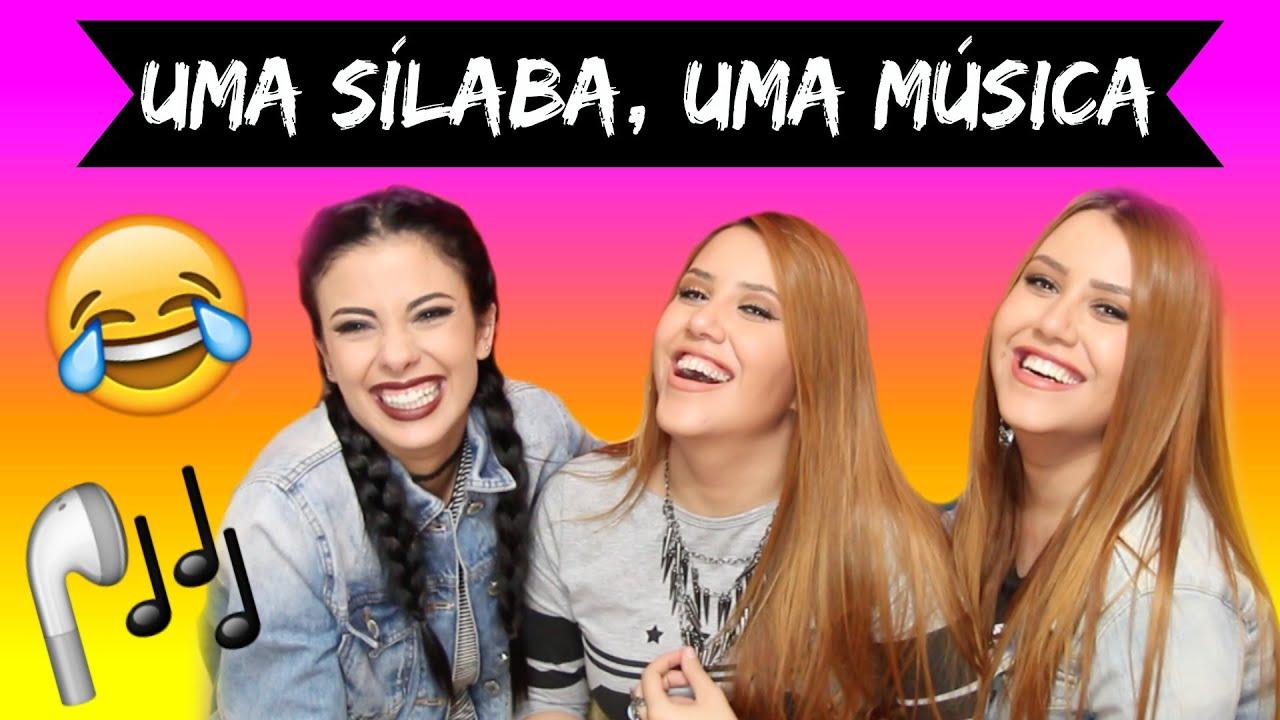Download UMA SÍLABA, UMA MÚSICA! (Part. Thalita Ferraz) - Sisters Lellis