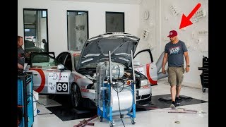 JP Performance - Audi A4 B5 auf dem Prüfstand! - 2.2L 5 Zylinder Turbo | Zu viel Drehmoment!