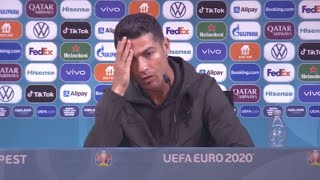 Слова РОНАЛДУ перед первым матчем ПОРТУГАЛИИ на ЕВРО 2020 Венгрия Португалия