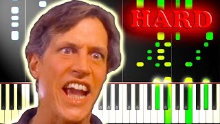 Скачать TWISTED SISTER WE RE NOT GONNA TAKE IT Piano Tutorial