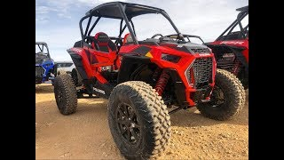 Full Overview Of The Brand New Polaris Rzr Turbo S
