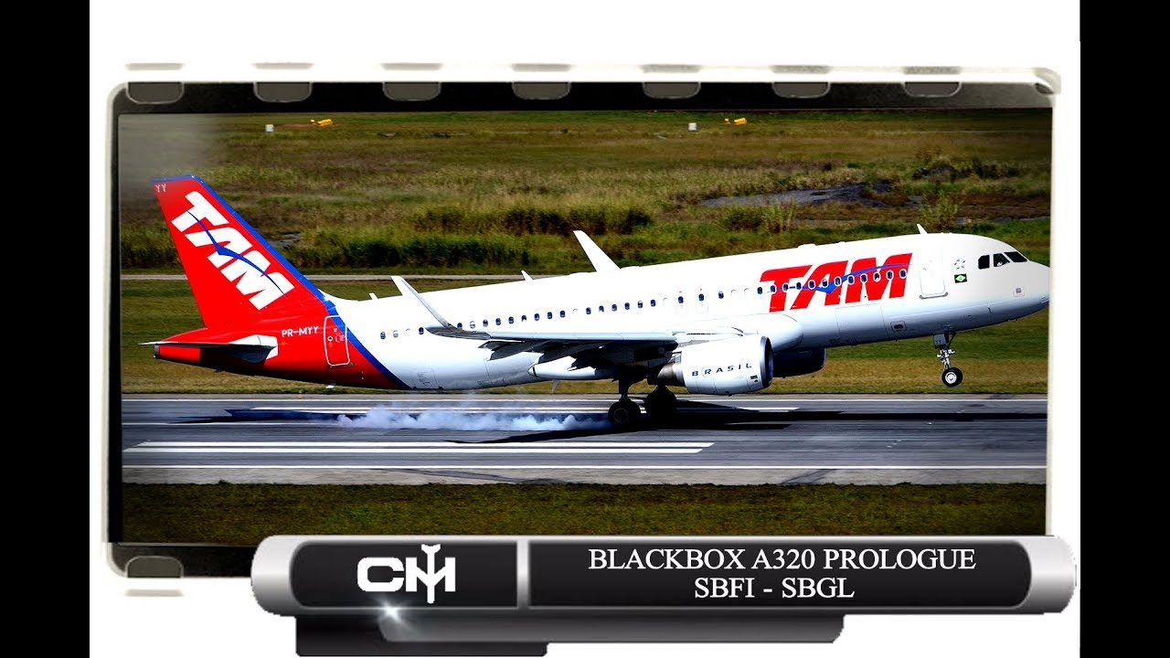 [P3D V4 1] BlackBox A320 Extreme | Flights By Request | SBFI to SBGL by  Captain_Mac