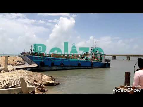 How Belize's Port Works.