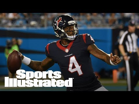 Should Deshaun Watson Be Houston Texans Starting Quarterback? | SI NOW | Sports Illustrated