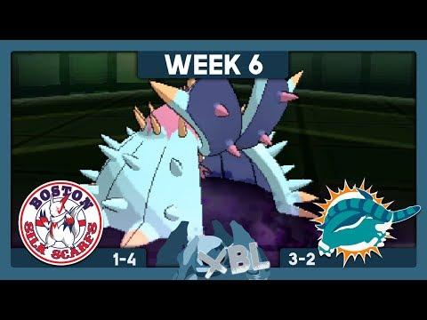 || XBL Season 1 Week 6 || Boston Silk Scarfs vs. Miami Donphans!