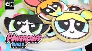 How To Make Powerpuff Girls Cookies | Cartoon Network
