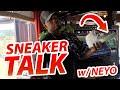 "Sneaker Talk with NEYO-  ""SO SICK"""