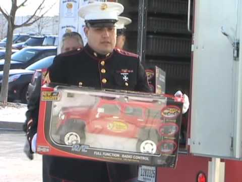 Clockwork Home Services Companies Join Forces for Indianapolis Toys for Tots Holiday Drive