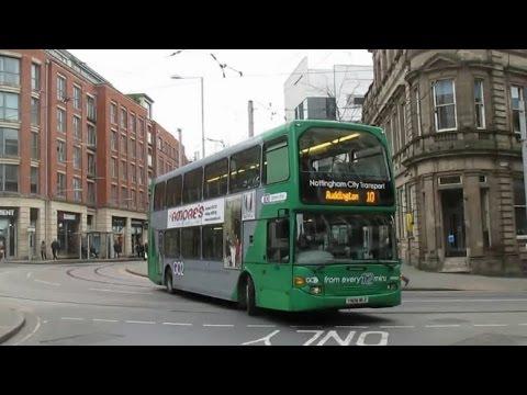 The Nottingham Scania Double Decker 2016