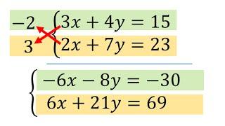 Sistemas de ecuaciones metodo de reduccion ejercicios