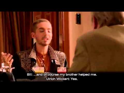 2012.12.05 - Wickert trifft Kaulitz - English Subtitles
