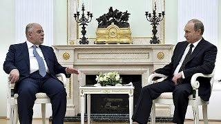 Россия даст Ираку оружие для борьбы с ИГИЛ
