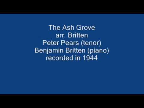 The Ash Grove_Britten_Pears