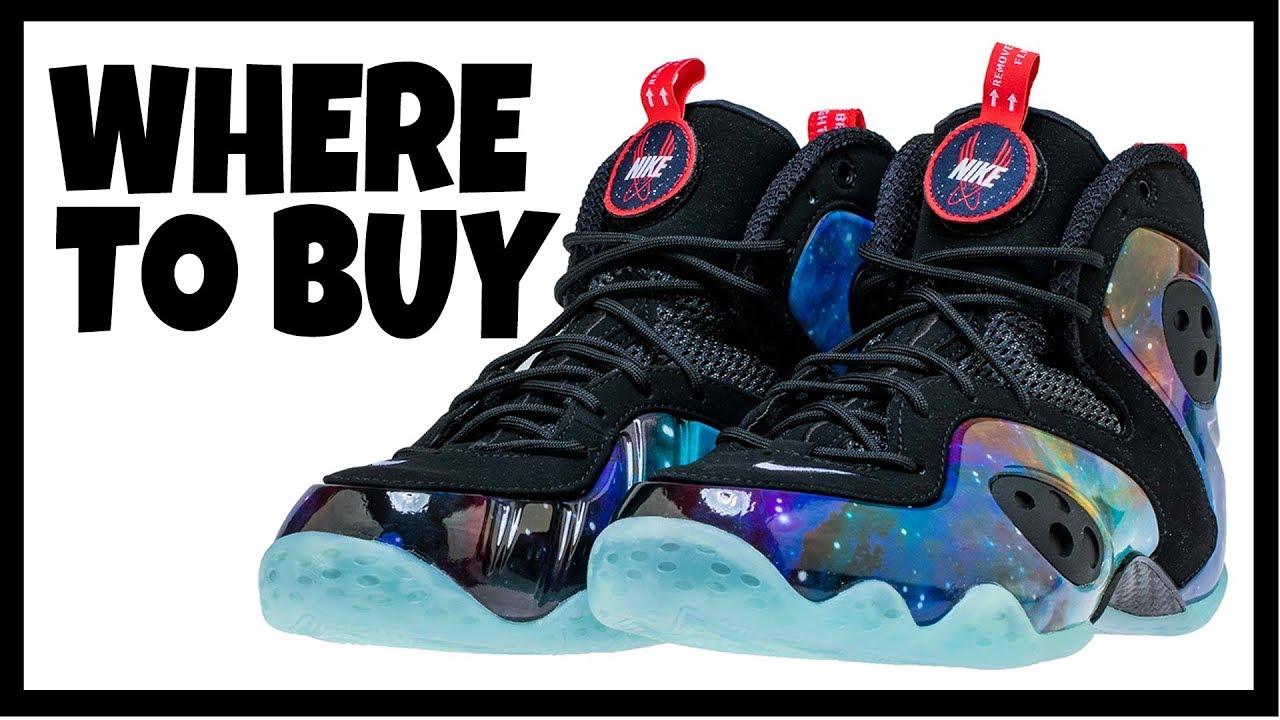 WHERE TO BUY 2019 NIKE ZOOM ROOKIE GALAXY GLOW IN THE DARK  785d80fe8