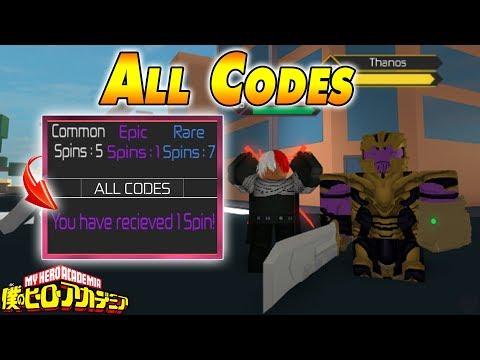 [ALL CODES] | Heroes Online