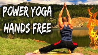 Power Yoga Conditioning - No Hands Warrior Workout