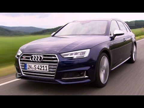 Audi S4 Avant: Turbo-Kombi - Vorfahrt | auto motor und sport
