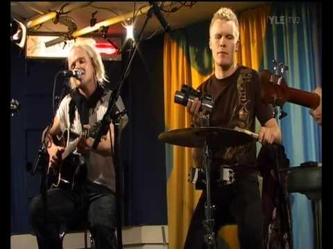 The Rasmus - Justify (Acústico YLEX Studio B)