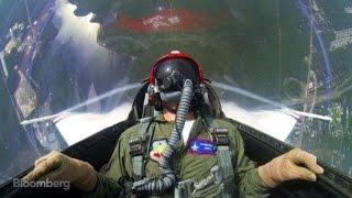 Air Force's Elite 'Thunderbird' Squadron Takes Us Flying