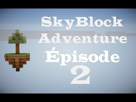 LE DEALER CLANDESTIN | Skyblock Adventure | 02
