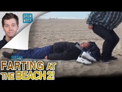 Farting On The Beach