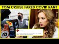 Leah Remini Says Tom Cruise Faked COVID 19 Rant For Publicity