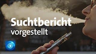 Warnung vor E-Zigarette und Wasserpfeife