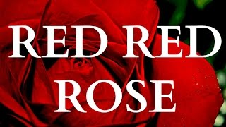♫ Scottish Music - My Love Is Like A Red Red Rose (LYRICS) ♫