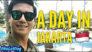 WHY FOREIGNERS LOVE INDONESIA PART 1 | LEARNING BAHASA INDONESIA | A DAY IN JAKARTA | NoLo Vlog