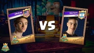 CCGS World Finals Round 1 - CMcHugh vs Electr1fy