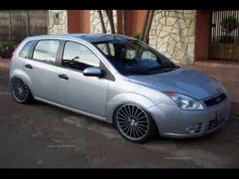Ford Fiesta Sedan >> Fiestas Rebaixados Joao Insanos - YouTube