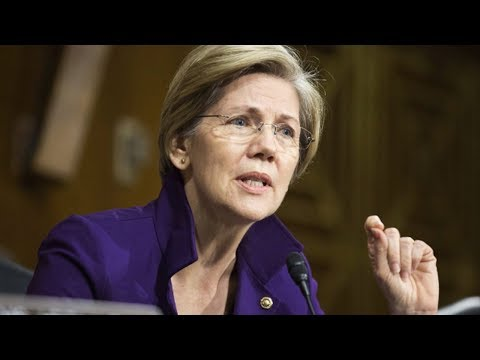 Sen. Warren Wants to Jail Those Who Caused 2008's Meltdown