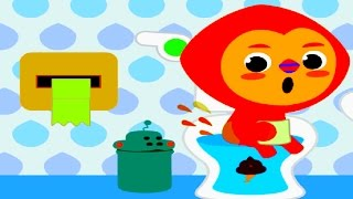 Learn Toilet Potty Training for Kids - Education Children Potty Toilet Training Video Game