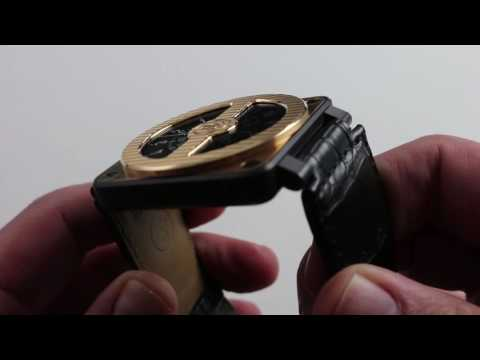 Bell & Ross Instrument BR01-92 Compass Luxury Watch Review