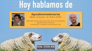Hoy hablamos de Agroalimentador@s