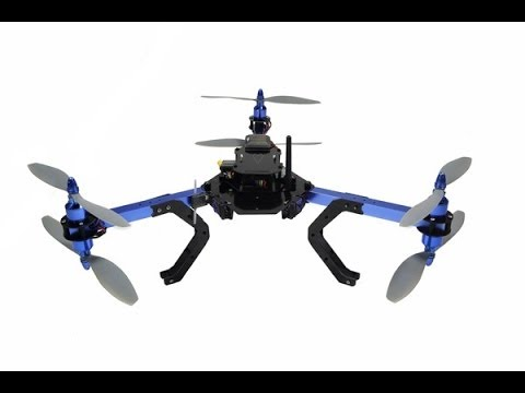3d Robotics Y6 Multicopter Kit Unboxing Introduction Youtube