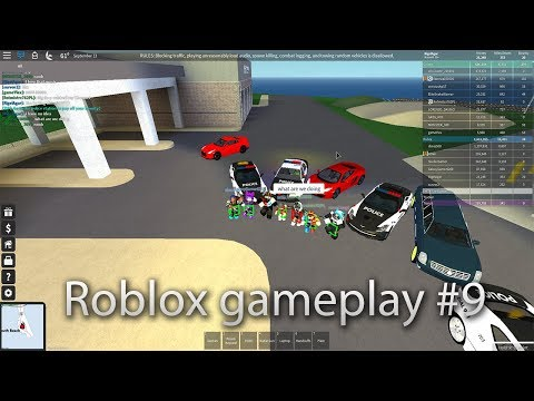 Roblox Gameplay #9 (Ultimate Driving Simulator: Westover
