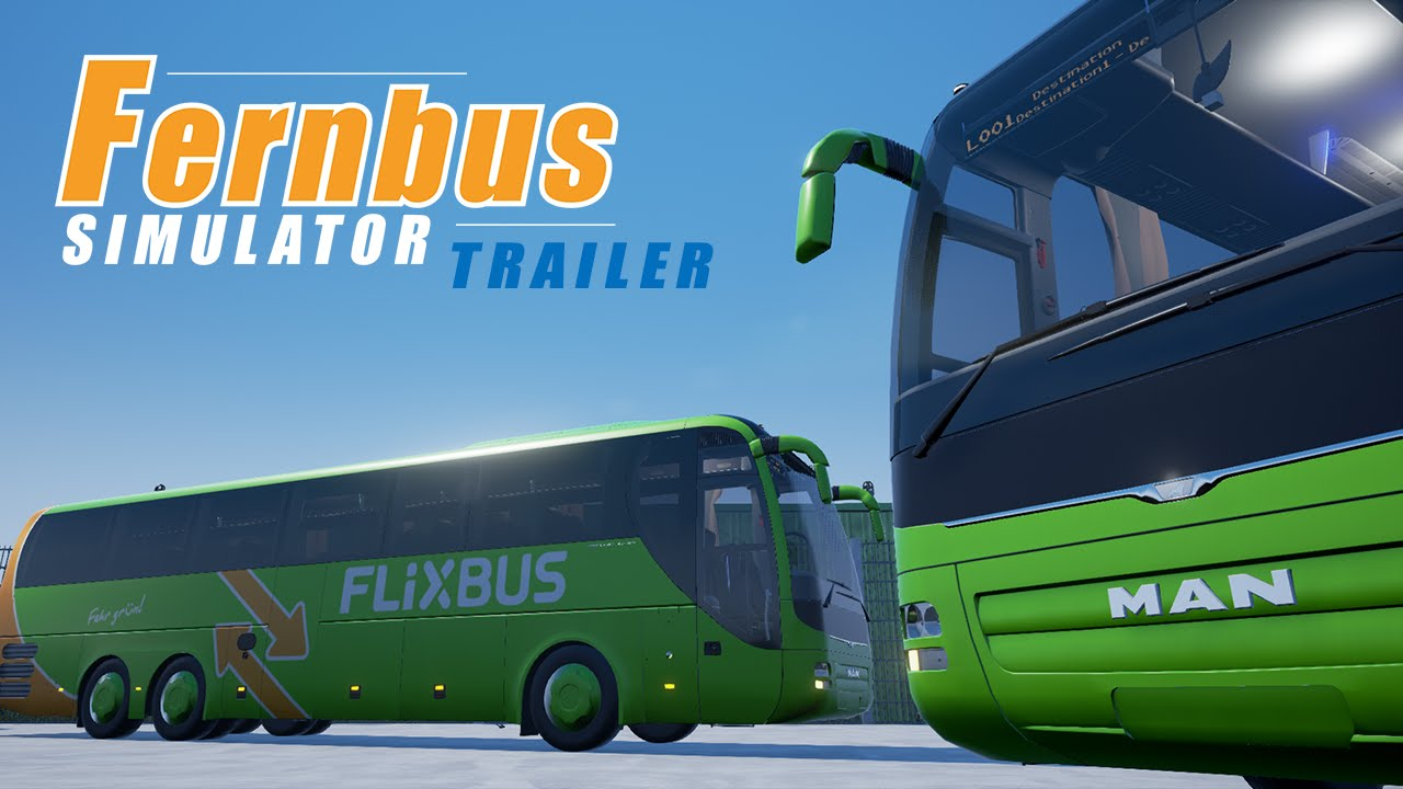 Erfurt Berlin Bus Just Trains Fernbus Coach Simulator