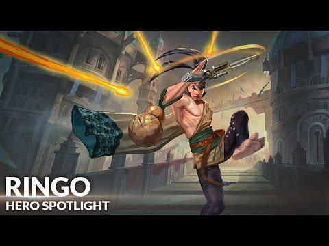 Ringo Hero Spotlight