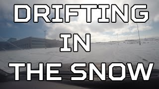 (legacy) drifting in the snow