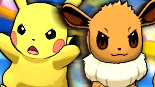 Pikachu VS. Evoli Metronom Battle - w/ Raizor