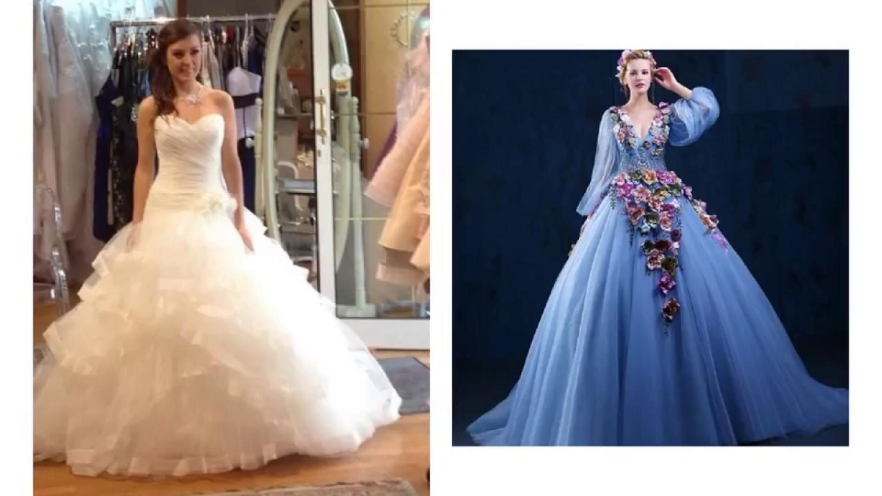 Victorian Wedding Dresses Plus Size - YouTube
