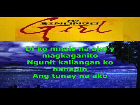 Sino Ako by Regine Velasquez with Lyrics in HD (OST of My Binondo Girl) High Quality Audio