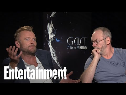 Game Of Thrones (SPOILERS) Stars Talk About Jon Snows Death & Rebirth | Entertainment Weekly