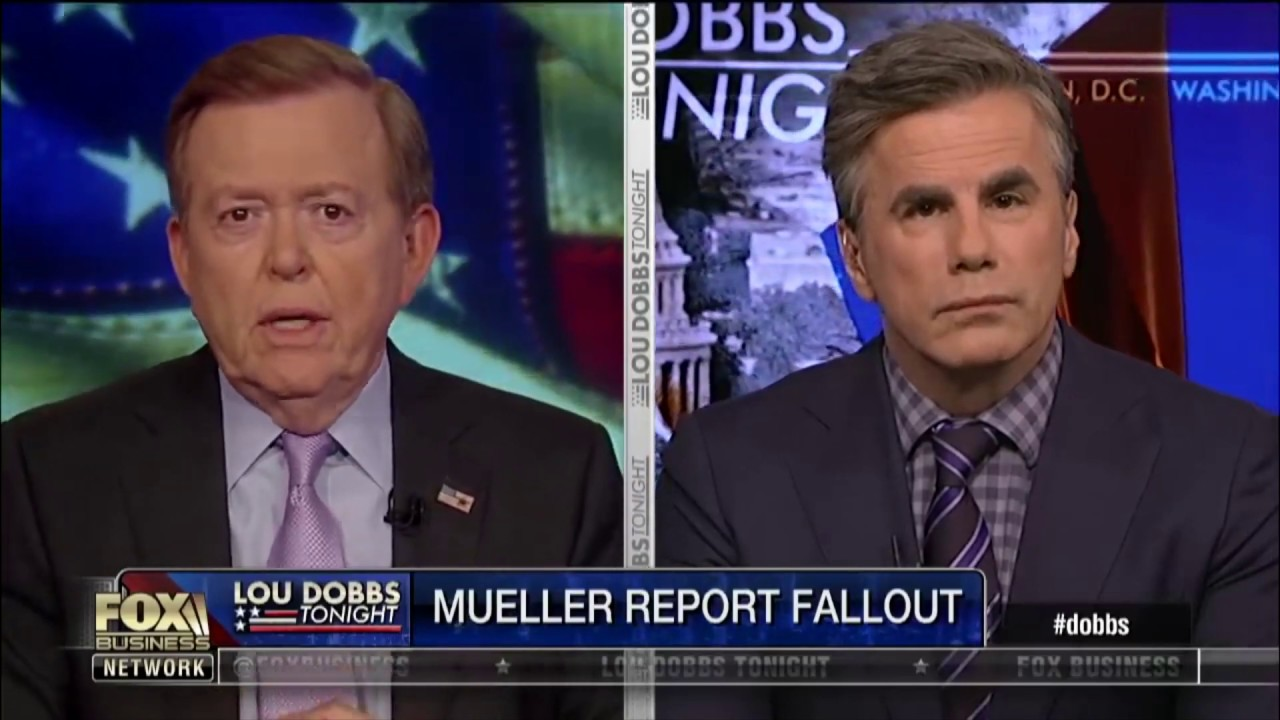 Judicial Watch - Tom Fitton: Mueller Should Testify Before Congress and Answer for Ethics Issues