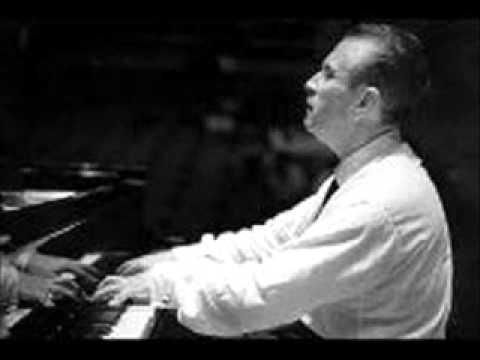 Claudio Arrau plays Weber Sonata No. 1 in C major Op. 24