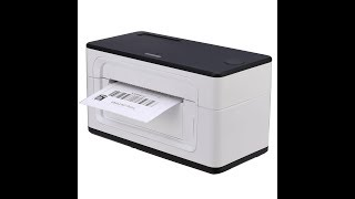 MUNBYN ITPP941 4 inch Shipping label printer thermal label printer