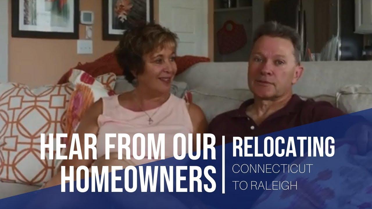 Raleigh Homeowner Review David Weekley Homes Youtube