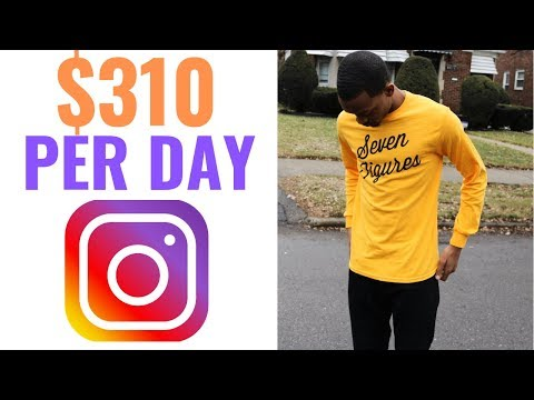 $310 Per Day With Clickbank & Instagram Affiliate Marketing in 2019 (SUPER EASY)